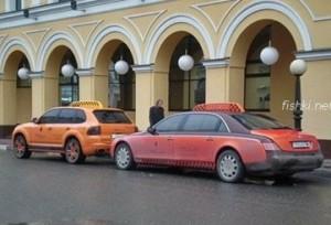 Такси майбах